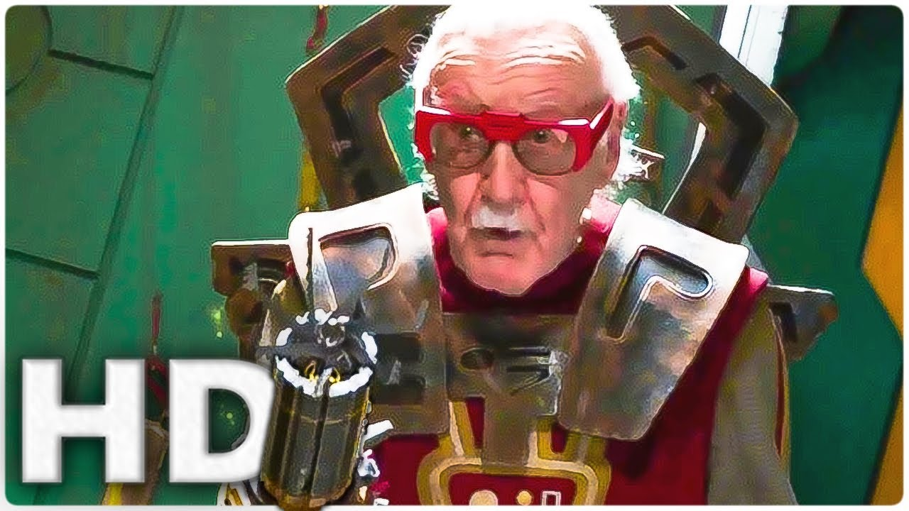 Here's Every Stan Lee Cameo, Because Why Not?