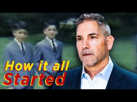 How I Saved Myself from Drugs at 25yrs Old - Grant Cardone photo