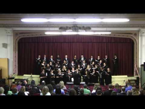 Two Hymn Settings (Moses Hogan) - EOJAS