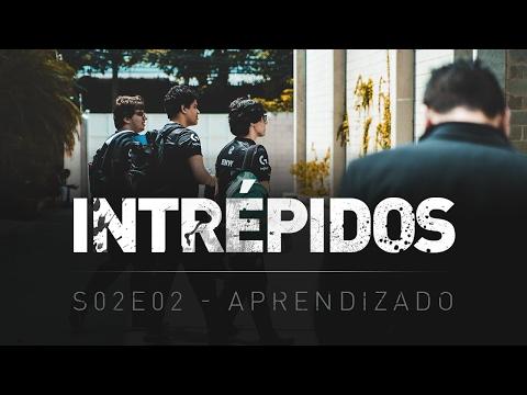 INTRÉPIDOS - Aprendizado   S02E02 INTZ x RED