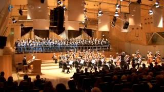 "Cäcilienchor 1818 – Felix Mendelssohn Bartholdy: Paulus ""Sehet, welch eine Liebe..."""
