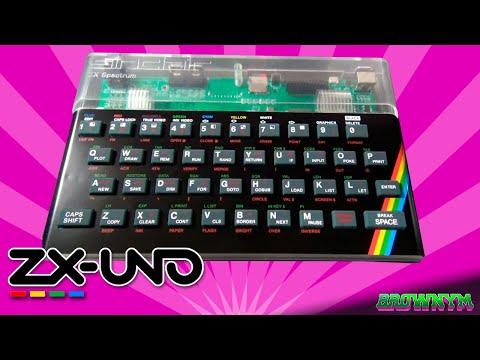 Review y Unboxing del ZX-Uno GO+