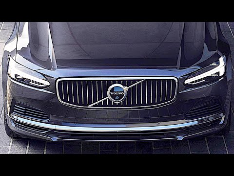 """2021 Volvo S90/V90/V90 Cross Country ? Can you find the changes"""""""