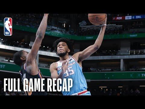 SUNS vs KINGS | Bagley Drops Career-High 32 | February 10, 2019