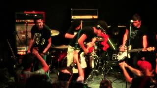 Nina'school - Kalter Krieg / Johnny B. Goode (C.Berry cover) live@dusche 2011.07.12