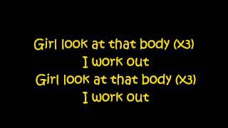LMFAO - I´m Sexy and i Know it (Lyrics)