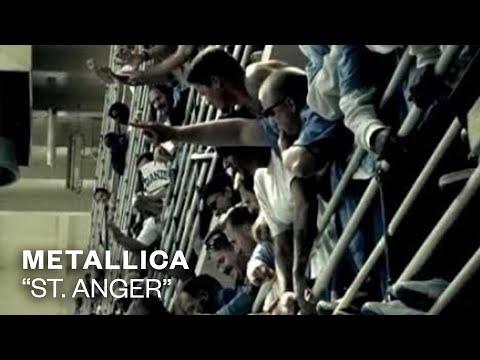 saint anger de metallica Letra y Video