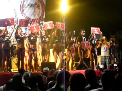 Miss Reef 2011 in Ecuador!!!