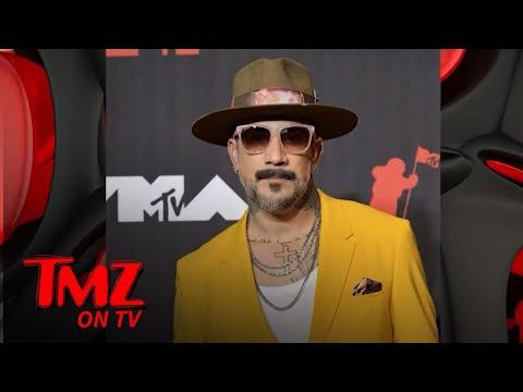 AJ McLean Talks About Backstreet Boys & NSYNC | TMZ TV