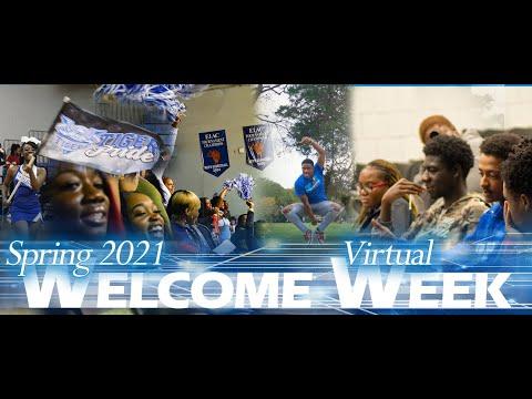 Spring 2021 Virtual Welcome Week Session II