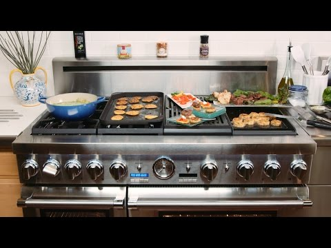 Appetizers for Holiday Entertaining - featuring Thermador