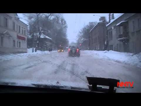 Snow Driving Experience Ternopil