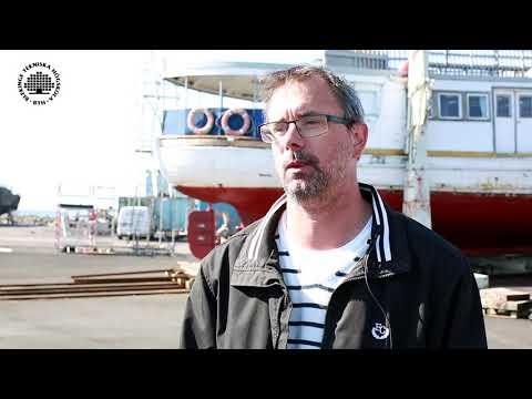 Samverkan med Hasslö båtvarv