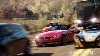 Forza HORIZON Music Video HD
