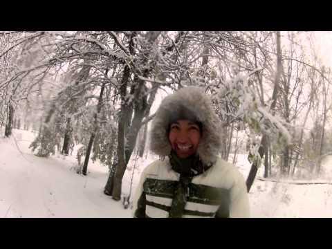 Ifrane:  A Winter Wonderland
