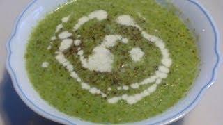 Broccoli Soup-Gluten Free-Weight Loss Recipe