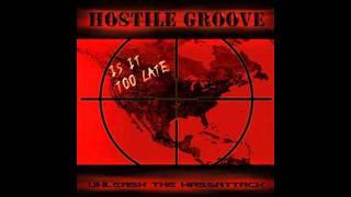 Hostile Groove - Ahh Shit