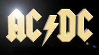 AC/DC: She likes rock n roll
