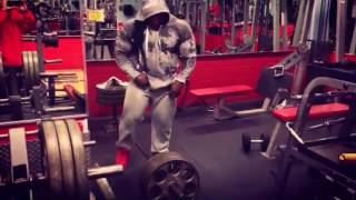 Kai Greene's Dancing Workout - A New Kind of Training