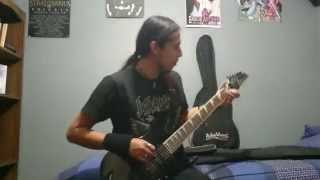 Hikaru Nara Cover (Shigatsu wa Kimi no Uso OST) Electric guitar