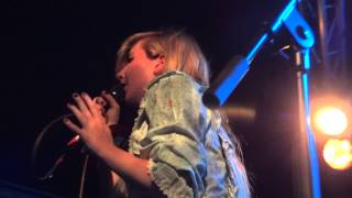 Austra - Annie (Oh Muse You) - Hoxton Square Bar & Kitchen London - 17.06.13