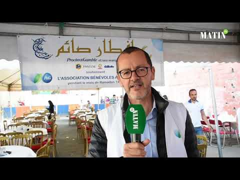 Video : P&G : lancement de la 6e édition de Iftar Saem