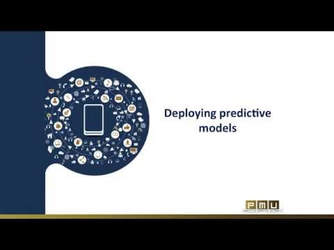 Predictive Marketing University - Module 3: Deploying Predictive Models | Mintigo