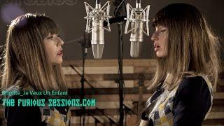 Brigitte - Je Veux Un Enfant - Live at Sol de Sants Studios for The Furious Sessions