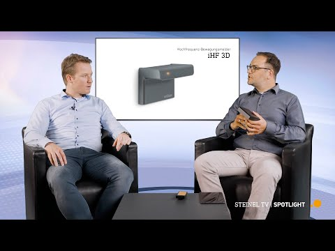 Spotlight: Bewegungsmelder - iHF 3D