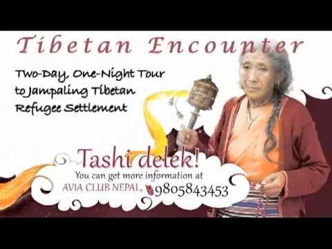 Tibetan people in Nepal.