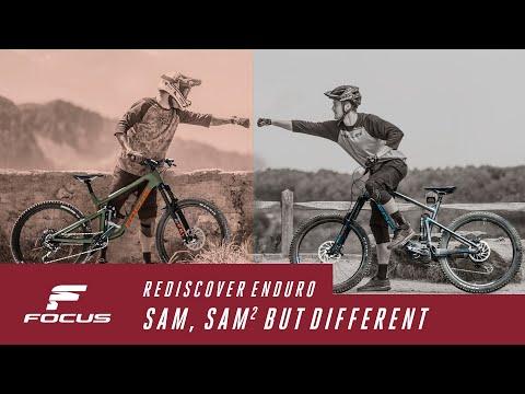 Sam, Sam² but different - The new FOCUS Sam