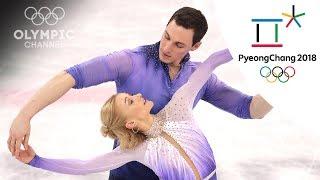 Aljona Savchenko and Bruno Massot (GER) - Gold Medal   Pairs Free Skating   PyeongChang 2018