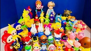 1 MILLION Subscribers GOLD AWARD Toy Collection Teletubbies Muppet Babies and More!