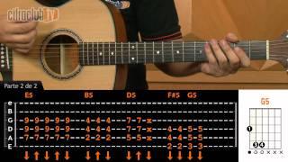 Videoaula Longe de Você (aula de violão completa)
