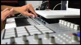 DE GLORIA EN GLORIA (Marcos Barrientos) Ableton live/reason5