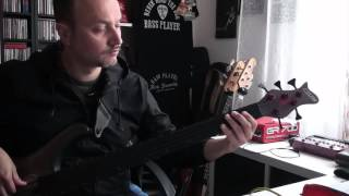 Elton John - The One - Bass Cover - Pino Palladino Bassline