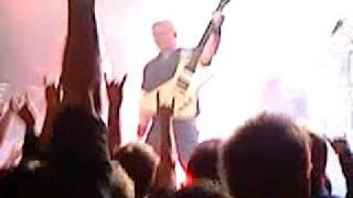 UDO performing Metalheart in Stavanger