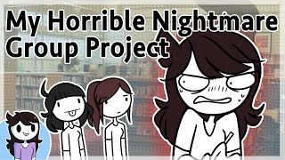 My Horrible Nightmare Group Project width=