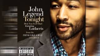John Legend Ft Ludacris - Tonight (Remix)
