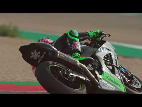 Kawasaki Motorland Aragon Winter test – Step by Step