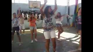 Vem dançar com tudo - 2001