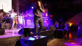 Ky-Mani Marley - Rasta Love (Live at Feluke Charity Concert)