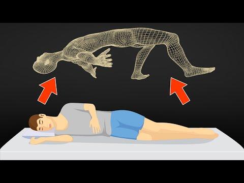 12 Странных Вещей, которые Происходят с нами во Сне