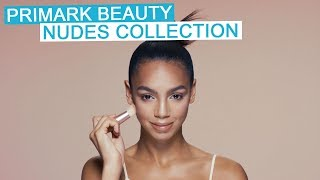 PRIMARK | Primark Beauty Nudes Collection