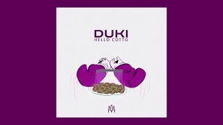 Duki - Hello Cotto (Audio Oficial)
