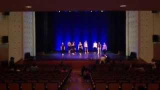 Dança e Reciclagem - Turma Pidc e Projeto Eco-Escolas