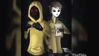 Masky Hoodie Toby - Another way out
