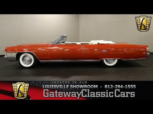 1965 Cadillac El Dorado - Louisville Showroom - Stock # 1380
