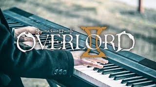 Overlord II ED - HYDRA - MYTH & ROID   Piano Cover