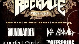 Rock & Roll's 'Greatest Hits' return to Welcome To Rockville 2017!